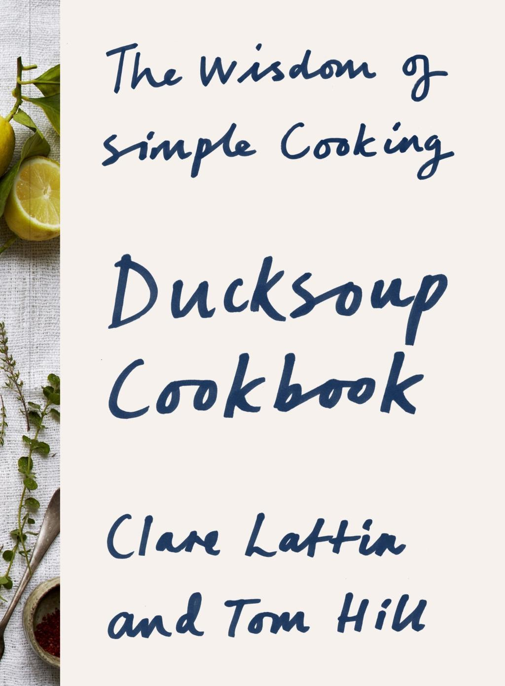 Ducksoup Cookbook