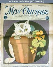 MON OUVRAGE numéro 25 du 01 mars 1924