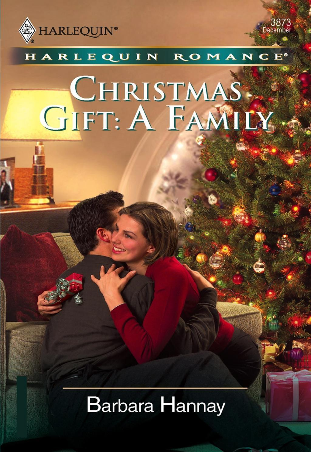 Christmas Gift: A Family (Mills & Boon Cherish)
