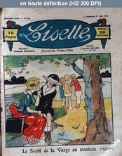 LISETTE numéro 151 du 01 juin 1924