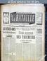 LA BATAILLE  numéro 44 du 27 septembre 1945