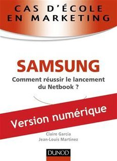 Cas d'école en marketing : SAMSUNG