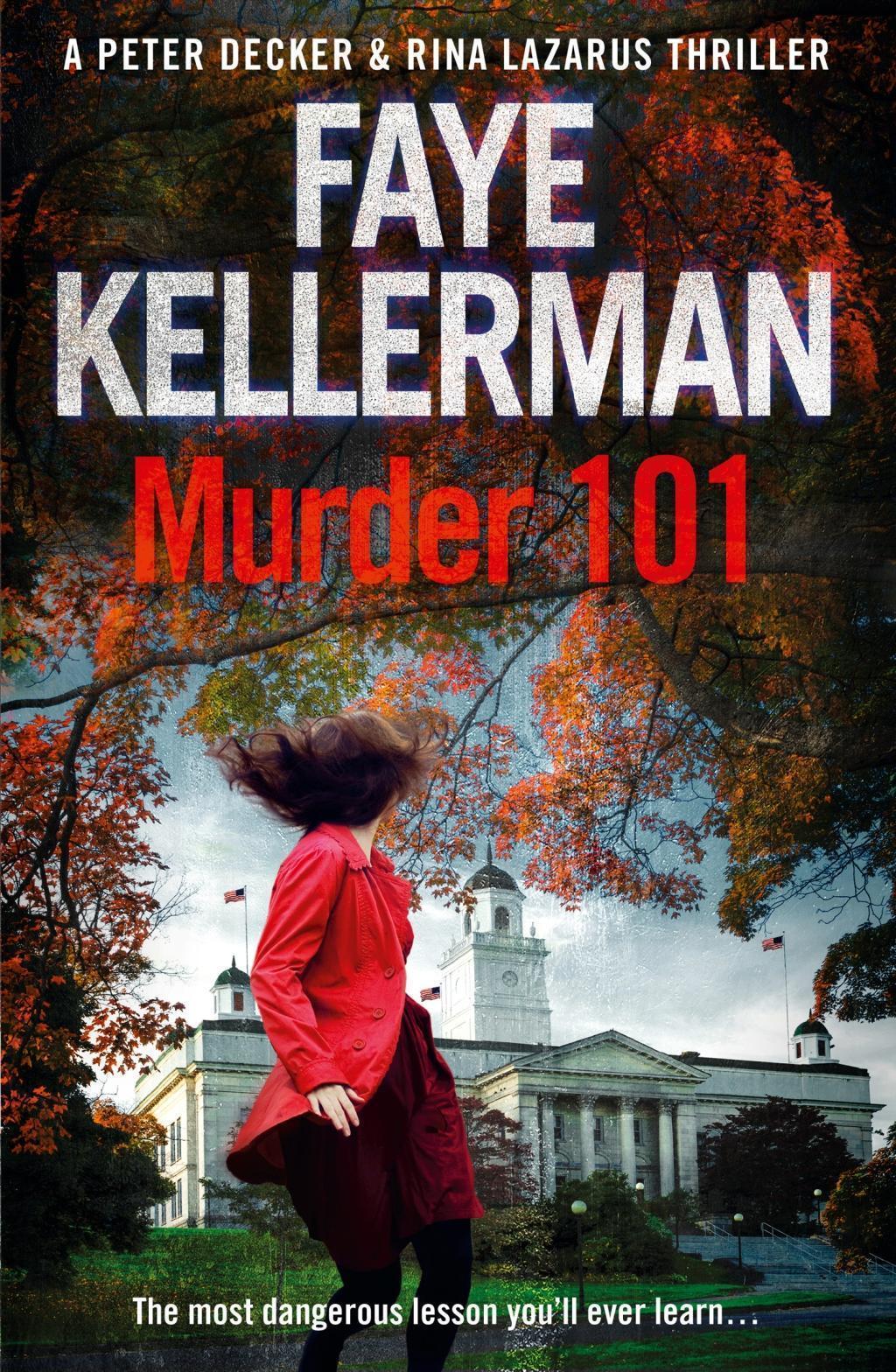 Murder 101 (Peter Decker and Rina Lazarus Crime Thriller)