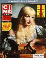 CINE REVUE numéro 32 du 08 août 1958