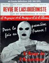 REVUE DE L'ACCORDEONISTE ET DES INSTRUMENTISTES DE RYTHME numéro 159 du 01 février 1960