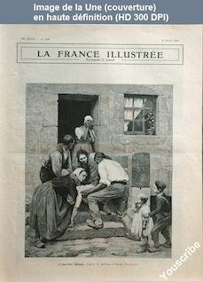 LA FRANCE ILLUSTREE  numéro 1948 du 30 mars 1912