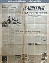 CARREFOUR numéro 52 du 17 août 1945