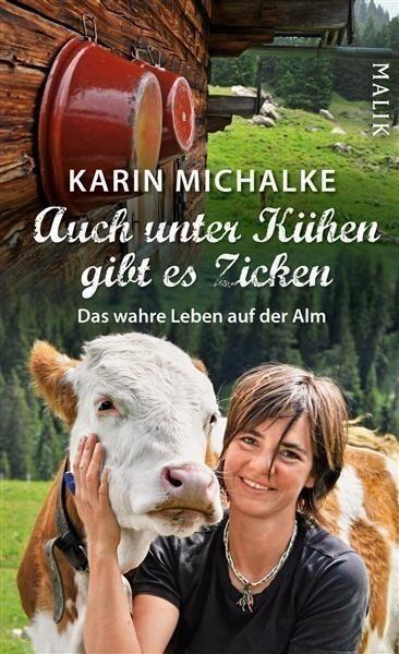 Auch unter Kühen gibt es Zicken