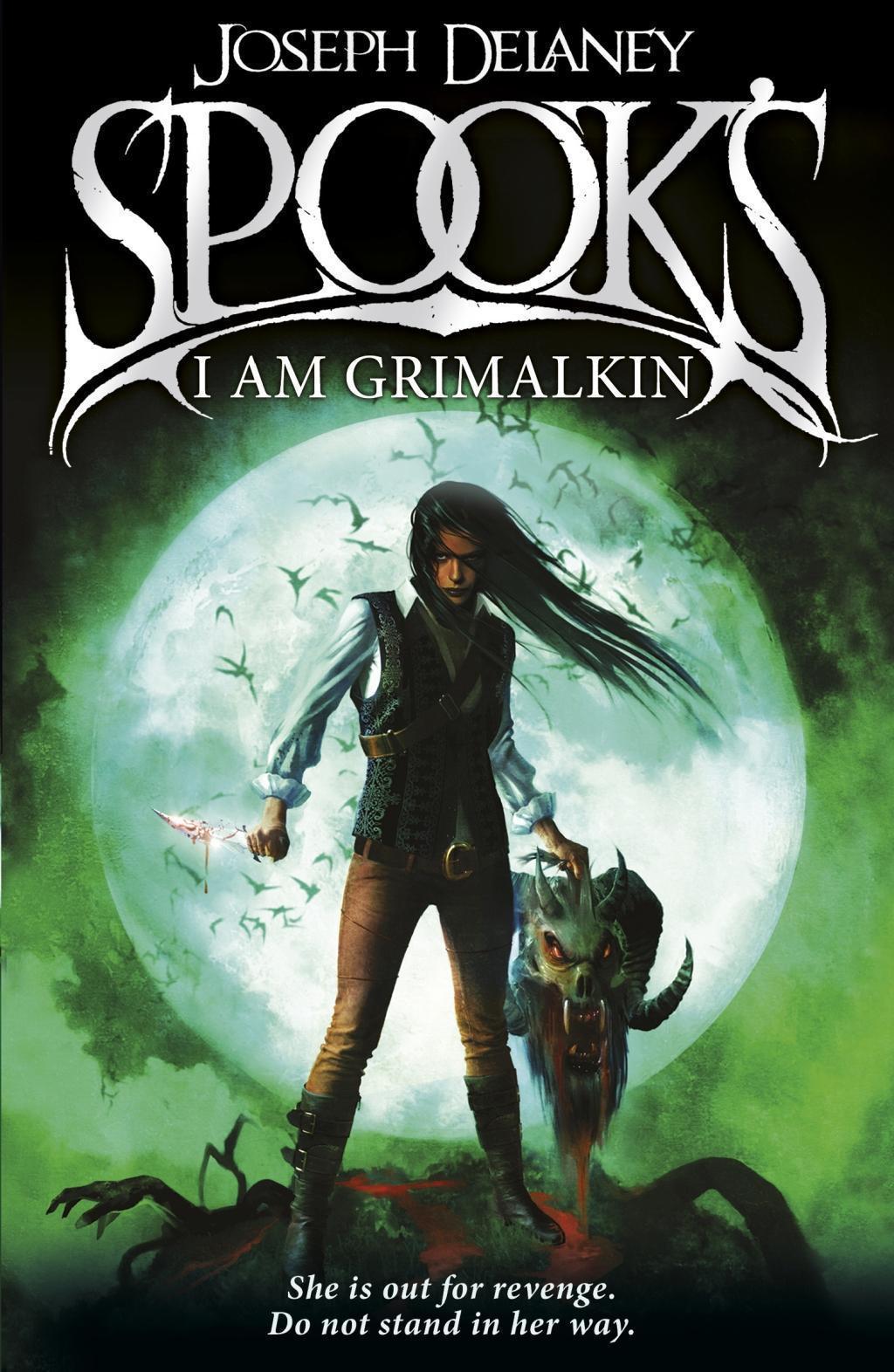 Spook's: I Am Grimalkin