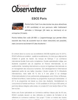 ESCE Paris