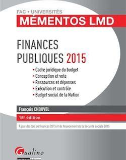 Dissertation sur les finances publiques