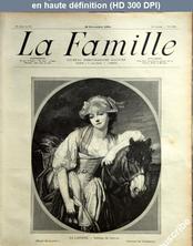 LA FAMILLE  numéro 1364 du 26 novembre 1905