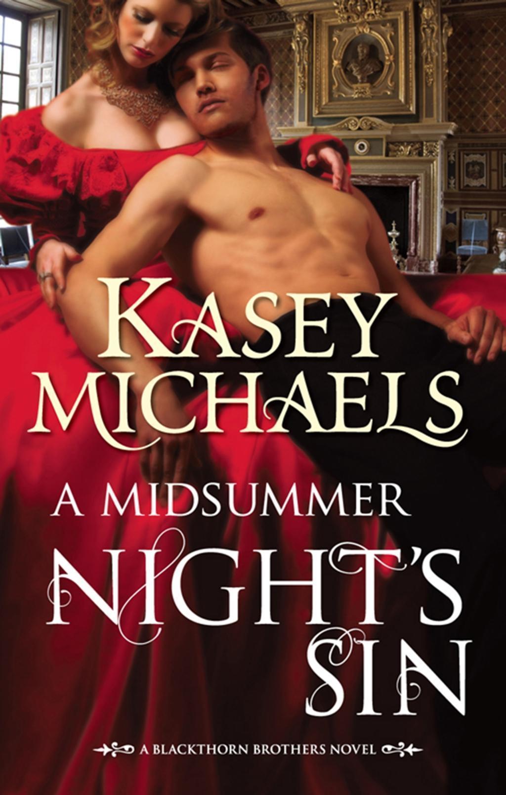A Midsummer Night's Sin (Mills & Boon M&B)