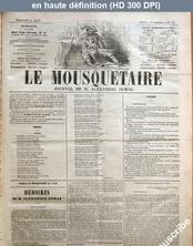 LE MOUSQUETAIRE  numéro 94 du 04 avril 1855