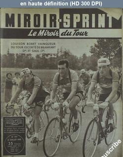 MIROIR SPRINT numéro 477 du 31 juillet 1955
