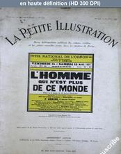 LA PETITE ILLUSTRATION THEATRE  numéro 198 du 14 juin 1924