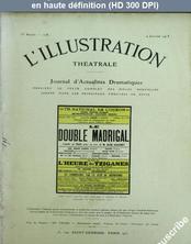 LA PETITE ILLUSTRATION THEATRE  numéro 228 du 04 janvier 1913