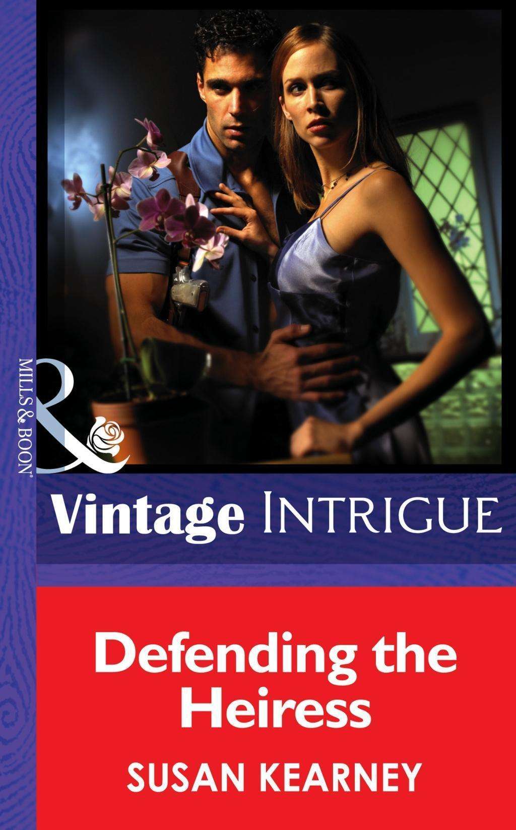 Defending The Heiress (Mills & Boon Intrigue) (Heroes, Inc., Book 2)