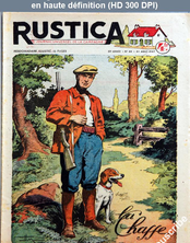RUSTICA numéro 35 du 31 août 1947