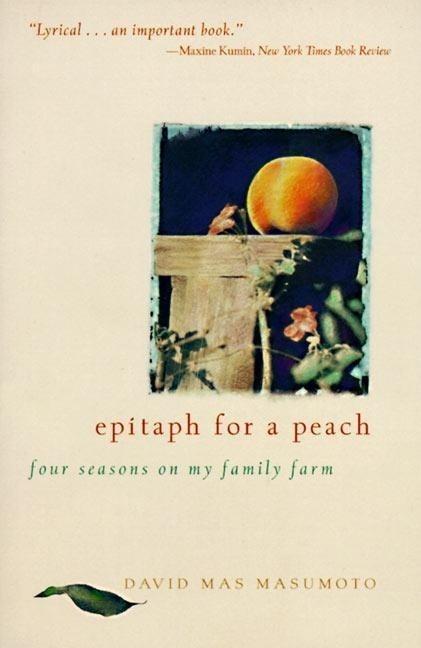 Epitaph for a Peach