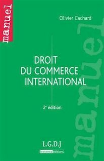 Droit du commerce international - 2e édition
