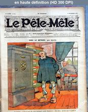 LE PELE MELE  numéro 49 du 08 décembre 1907