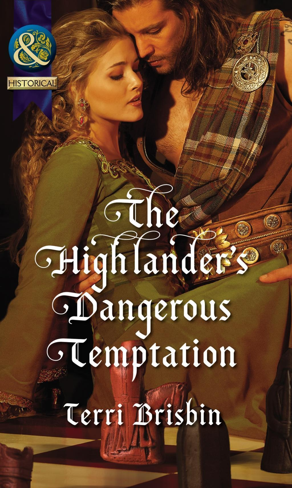 The Highlander's Dangerous Temptation (Mills & Boon Historical) (The MacLerie Clan, Book 3)