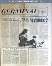 GERMINAL numéro 5 du 26 mai 1944