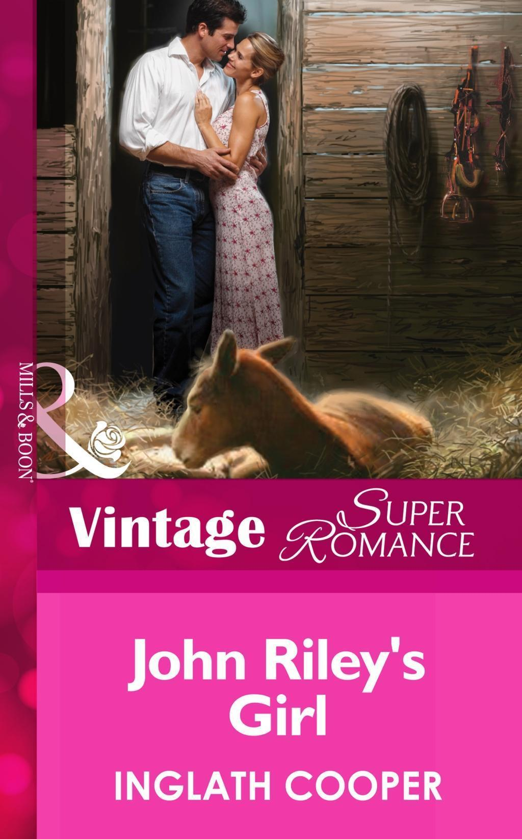 John Riley's Girl (Mills & Boon Vintage Superromance)