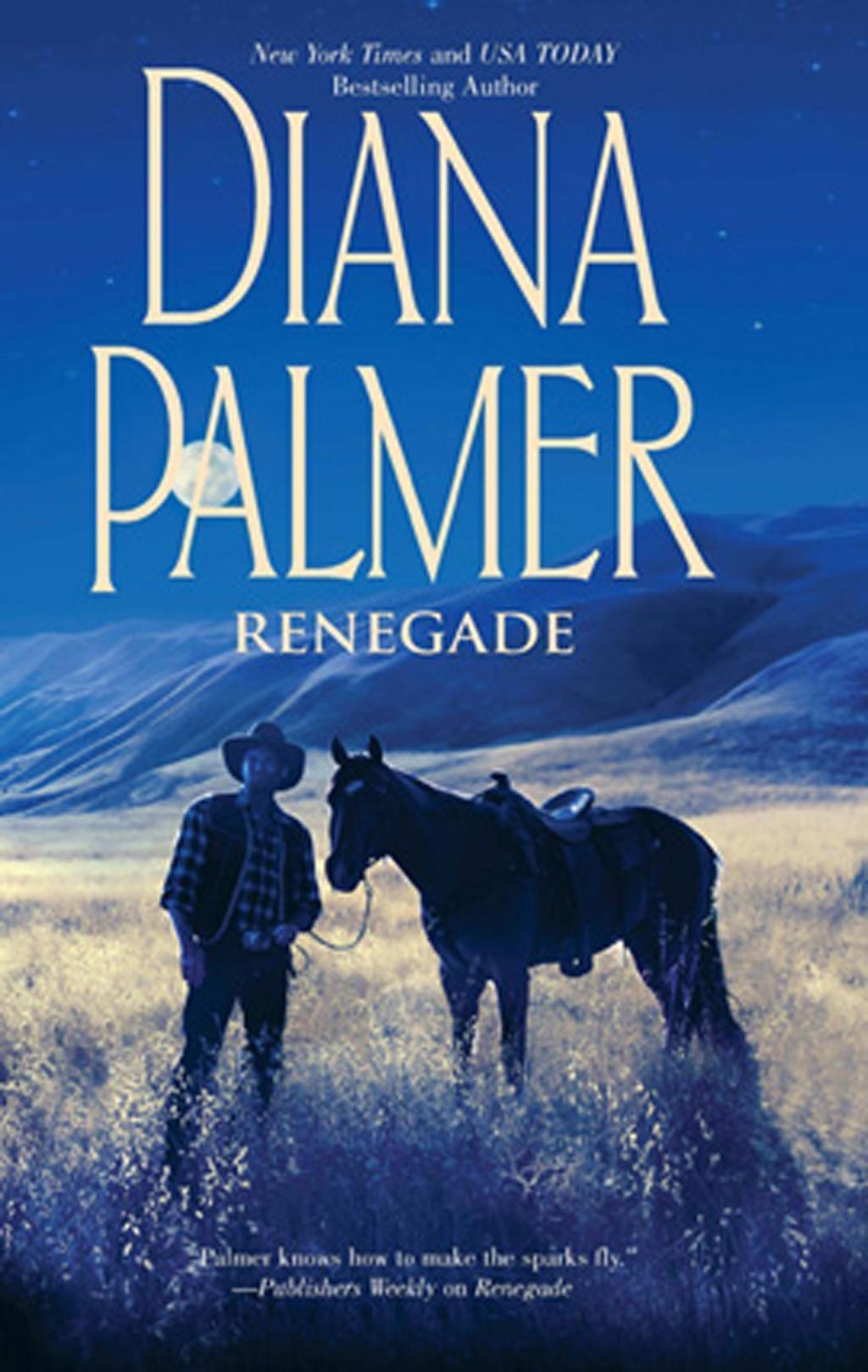 Renegade (Mills & Boon M&B) (Long, Tall Texans, Book 38)