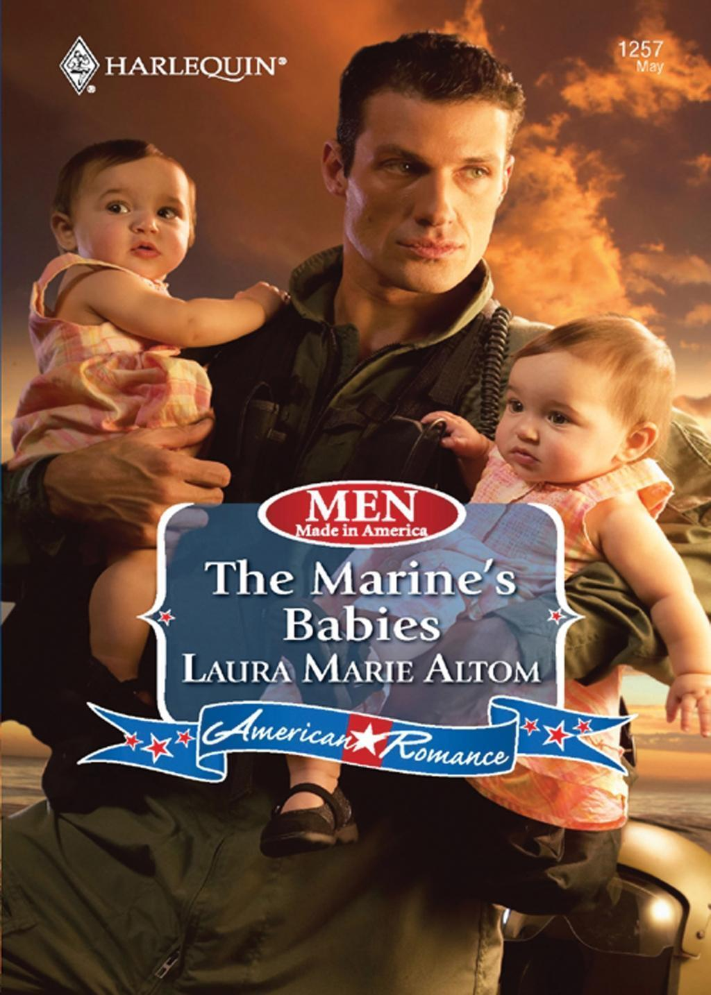 The Marine's Babies (Mills & Boon Love Inspired) (Men Made in America, Book 55)