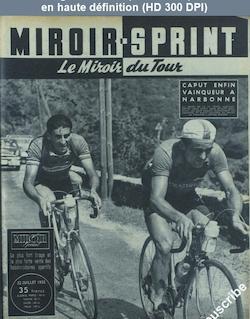 MIROIR SPRINT numéro SPECIAL du 22 juillet 1955