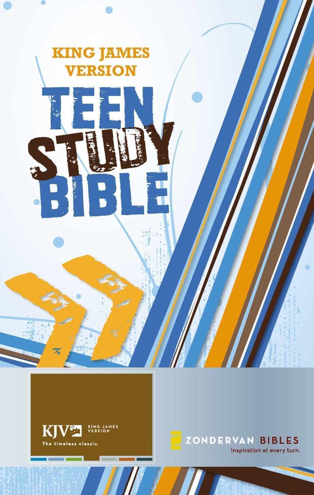 KJV, Teen Study Bible, eBook