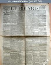 LE BRIARD  numéro 11 du 09 février 1907