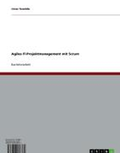 Agiles IT-Projektmanagement mit Scrum