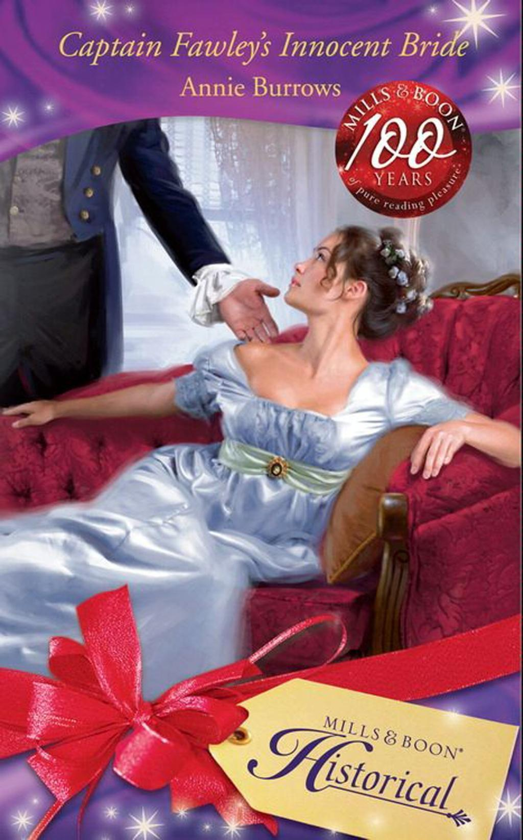 Captain Fawley's Innocent Bride (Mills & Boon Historical)