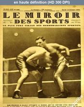 LE MIROIR DES SPORTS  numéro 508 du 15 octobre 1929