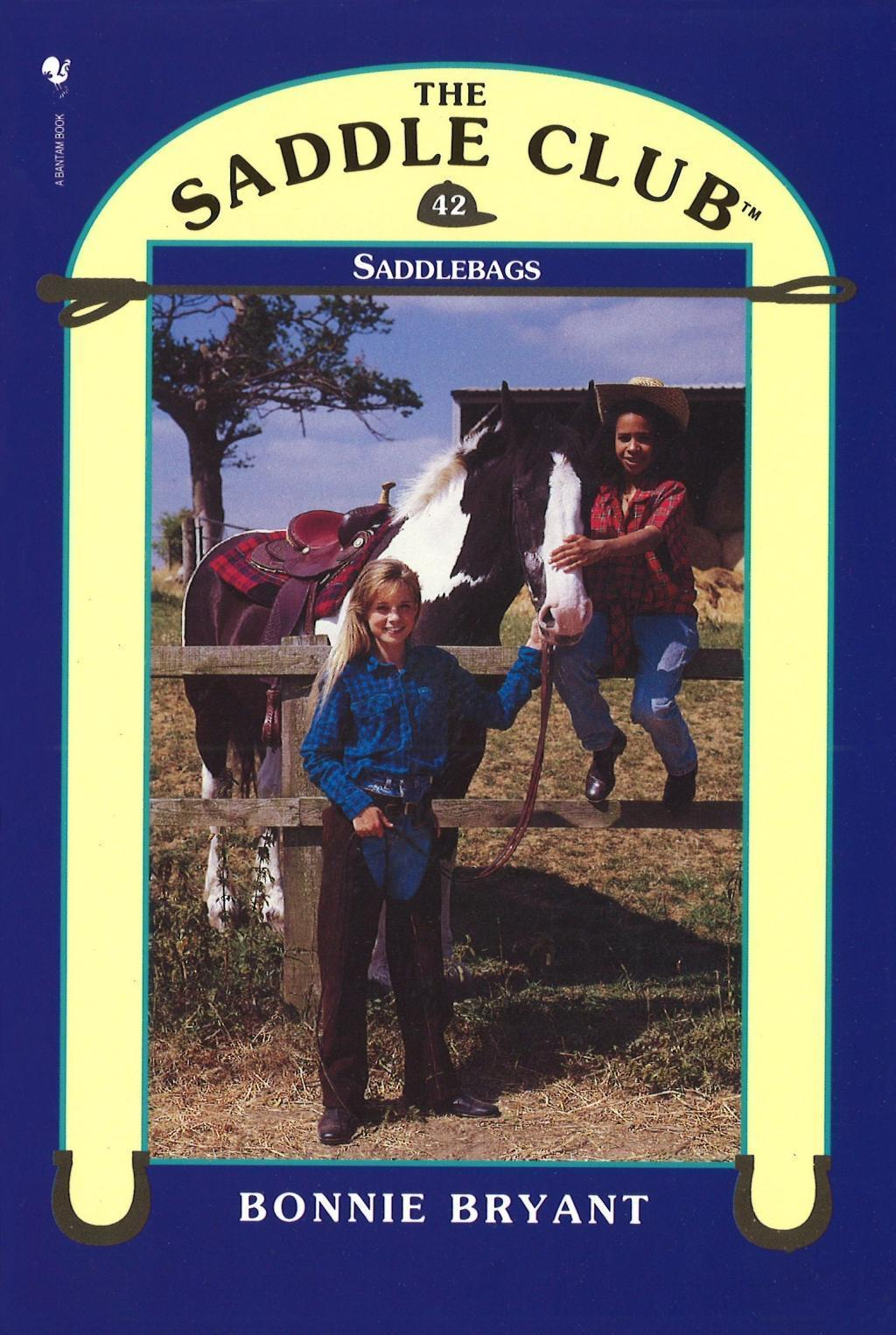 Saddle Club 42 - Saddlebags