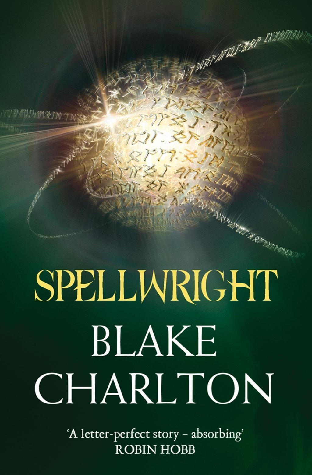 Spellwright (The Spellwright Trilogy, Book 1)