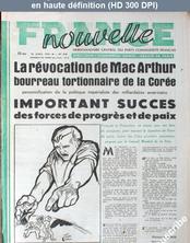 FRANCE NOUVELLE numéro 278 du 14 avril 1951