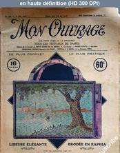 MON OUVRAGE numéro 149 du 01 mai 1929