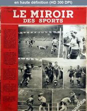 LE MIROIR DES SPORTS  numéro 94 du 03 mai 1943