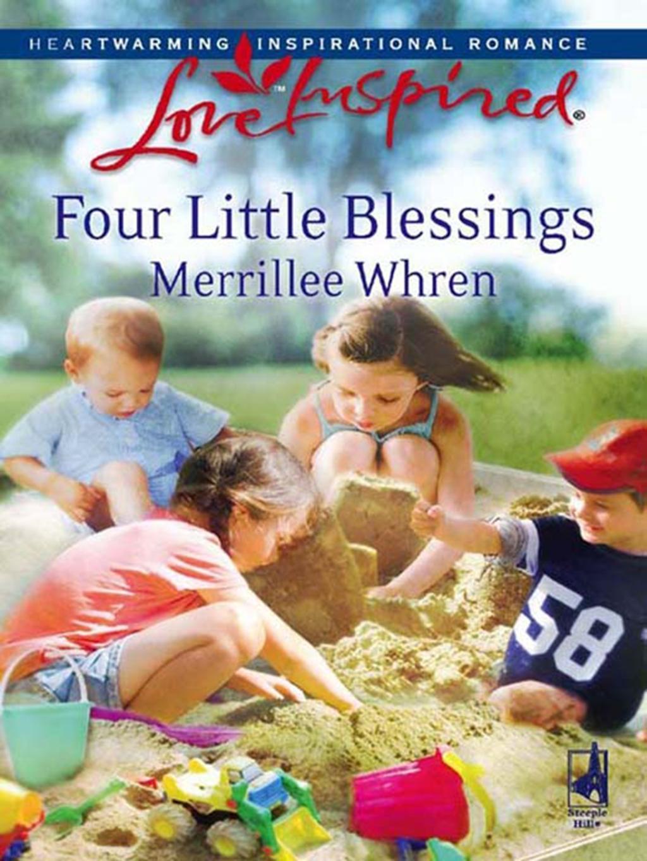 Four Little Blessings (Mills & Boon Love Inspired)