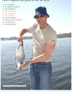 Techniques de pêche de la fera