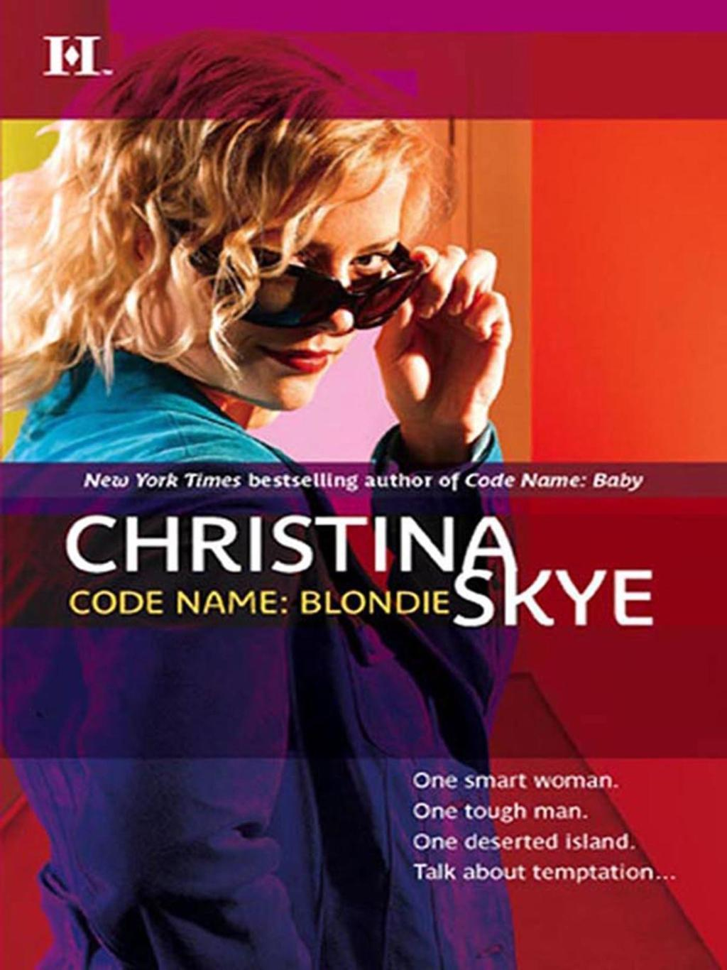 Code Name: Blondie (Mills & Boon M&B)