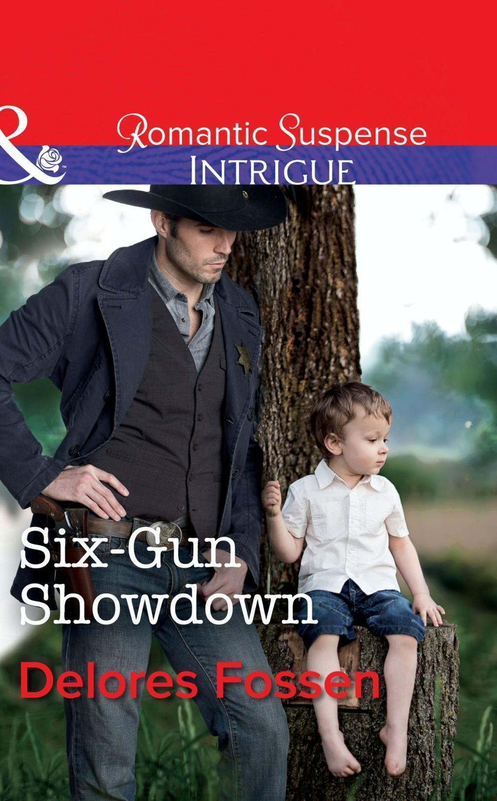 Six-Gun Showdown (Mills & Boon Intrigue) (Appaloosa Pass Ranch, Book 5)