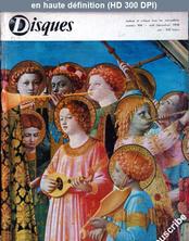 DISQUES numéro 104 du 25 décembre 1958