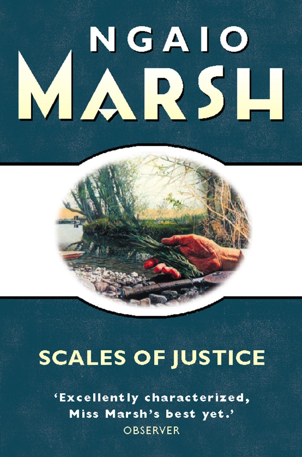 Scales of Justice (The Ngaio Marsh Collection)