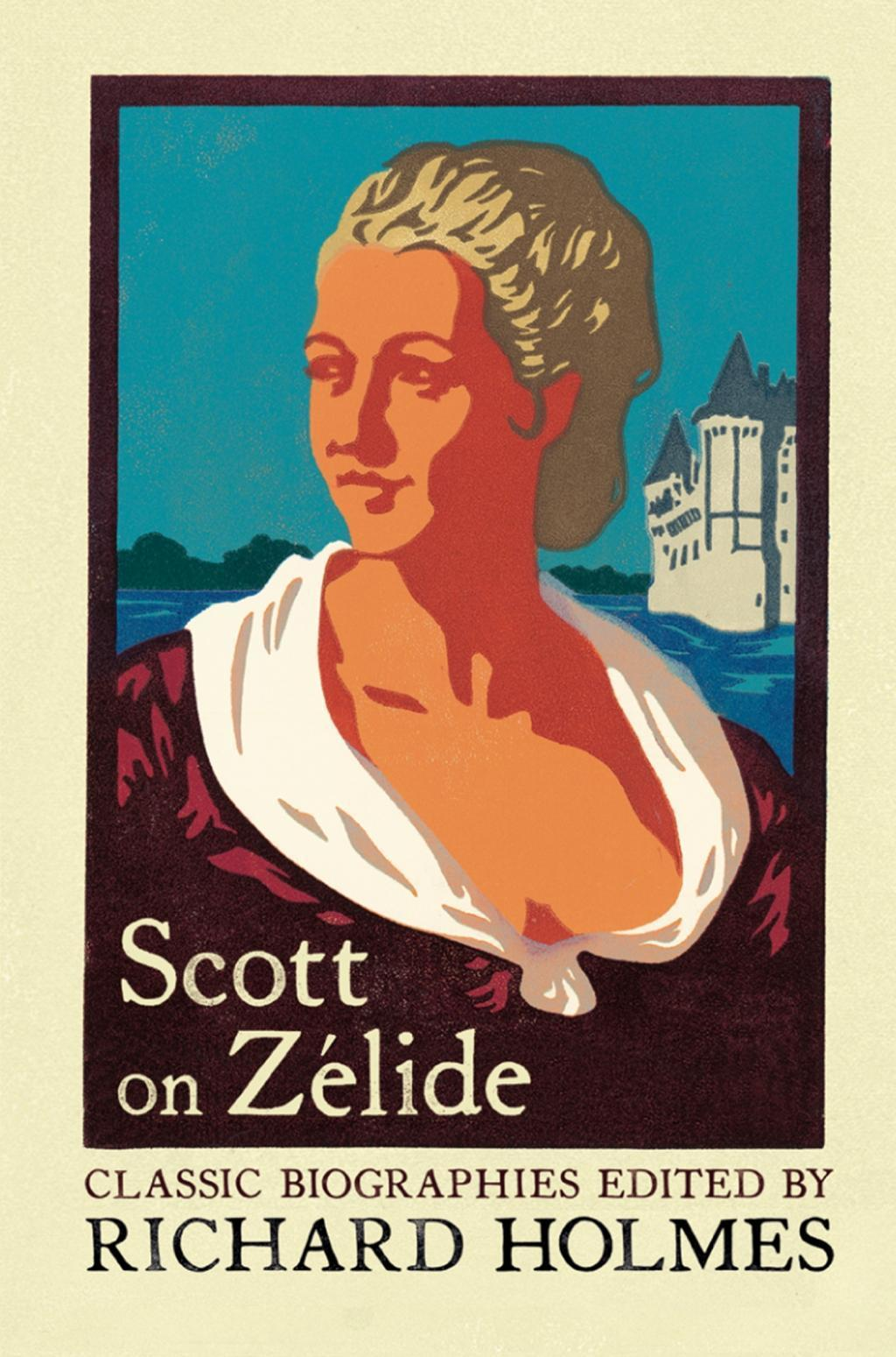 Scott on Zélide: Portrait of Zélide by Geoffrey Scott