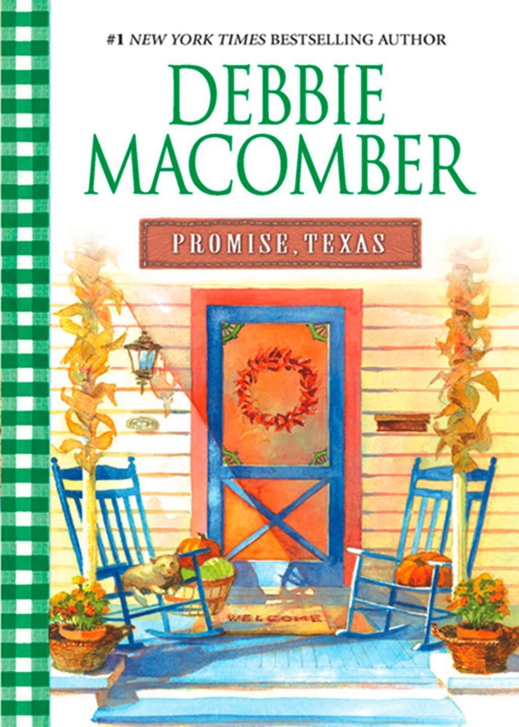 Promise, Texas (Mills & Boon M&B)